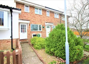 Thumbnail 2 bed terraced house for sale in Chaffinch Close, Broadwey, Weymouth, Dorset