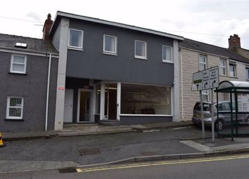 Thumbnail Retail premises to let in Dew Street, Haverfordwest, Pembrokeshire