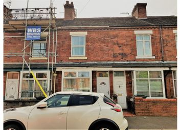 Thumbnail 2 bed terraced house for sale in Neville Street, Stoke-On-Trent