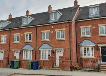 Thumbnail 3 bed terraced house to rent in Lancaster Road, Brockworth, Gloucester