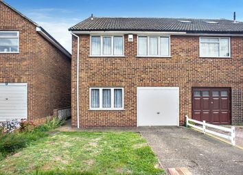 Thumbnail 4 bed semi-detached house for sale in Bedwell Road, Upper Belvedere, Kent