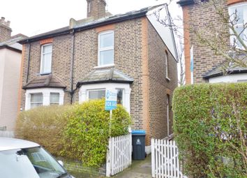 Thumbnail 4 bed property for sale in Somerset Road, Norbiton, Kingston Upon Thames
