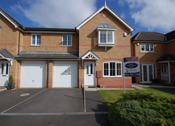 Thumbnail 3 bed semi-detached house to rent in Kingsbury Court, Longbenton, Newcastle Upon Tyne