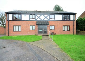 Thumbnail 2 bed flat for sale in Chapel Court, Globe Lane, Blofield