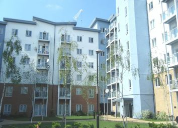 Thumbnail 2 bedroom flat to rent in Mill Street, Slough