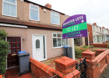 Thumbnail 3 bed terraced house to rent in Shetland Road, Blackpool