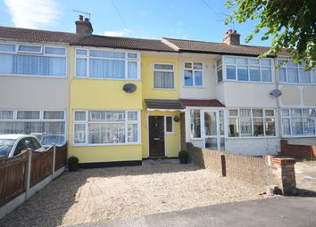 Thumbnail 3 bed terraced house for sale in Macdonald Avenue, Ardleigh Green, Hornchurch