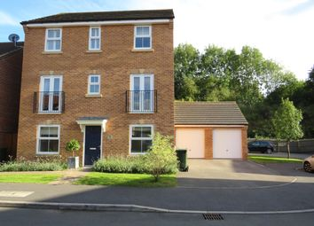 Thumbnail 4 bed property to rent in Hopkinson Court, Bestwood Village, Nottingham