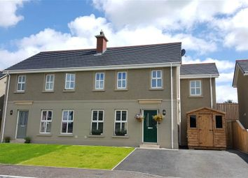 Thumbnail 3 bed semi-detached house for sale in Laurel Grove, Newry