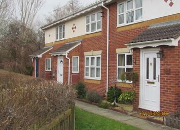 Thumbnail 2 bed terraced house to rent in Westons Hill Drive, Emersons Green Bristol
