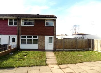 Thumbnail 3 bed terraced house to rent in Doncaster Way, Bromford, Birmingham