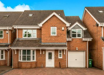 Thumbnail 5 bed detached house for sale in Glebe Meadow, Woodseaves, Stafford