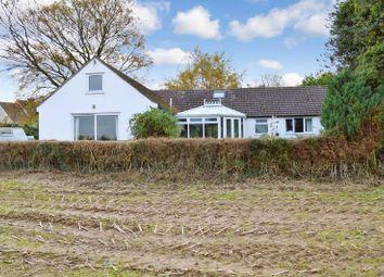 Thumbnail 4 bed detached bungalow for sale in Kilmington Common, Kilmington, Warminster