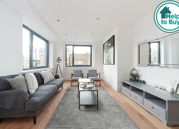 Thumbnail 2 bed flat for sale in Coldharbour Apartments, London