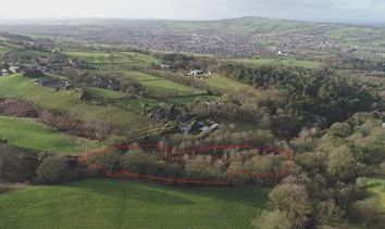 Thumbnail Land for sale in Gutter Cottage, Eliass Lane, Biddulph Moor, Stoke-On-Trent, Staffordshire