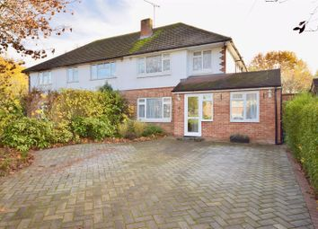 Thumbnail 3 bed semi-detached house for sale in Bramley Way, Ashtead