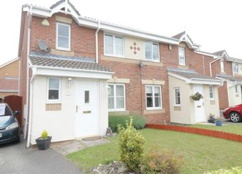 Thumbnail 3 bed semi-detached house to rent in Gileswood Crescent, Brampton Bierlow, Rotherham, South Yorkshire