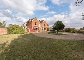 Thumbnail 9 bed detached house for sale in Brightlingsea, Church Road, Colchester