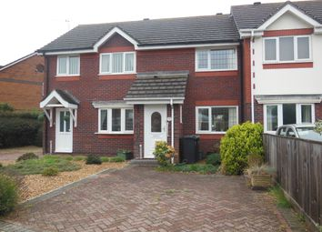 Thumbnail 2 bedroom terraced house to rent in Knowles Close, Christchurch