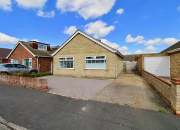 Thumbnail 2 bed detached bungalow for sale in Hemingford Crescent, Stanground, Peterborough