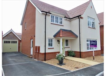 Thumbnail 4 bed detached house for sale in Mallard Close, Newton Abbot
