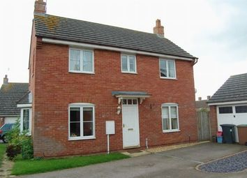 Thumbnail 3 bed detached house to rent in Lattimore Close, West Haddon, Northants