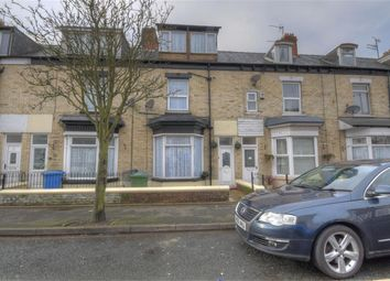 Thumbnail 4 bed terraced house for sale in Holyrood Avenue, Bridlington