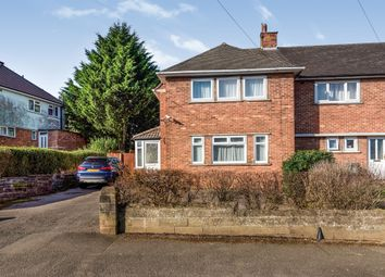 Thumbnail 3 bedroom semi-detached house for sale in Nevin Crescent, Rumney, Cardiff