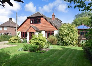 Thumbnail 4 bed detached bungalow for sale in Two Mile Ash Road, Two Mile Ash, Horsham, West Sussex