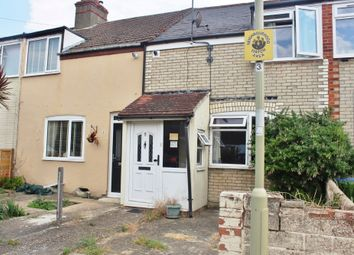 Thumbnail 2 bed terraced house for sale in Derlyn Road, Fareham