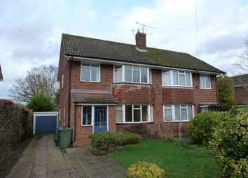 Thumbnail 3 bed semi-detached house to rent in Fairlands Avenue, Fairlands, Guildford