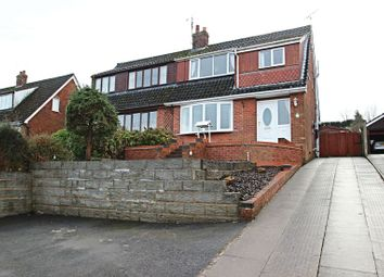 Thumbnail 3 bedroom semi-detached house for sale in Everest Road, Kidsgrove, Stoke-On-Trent