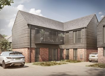 Thumbnail 5 bed detached house for sale in Pompadour At Channels, Little Waltham, Chelmsford