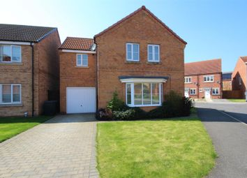 Thumbnail 4 bed detached house for sale in Germain Close, Selby