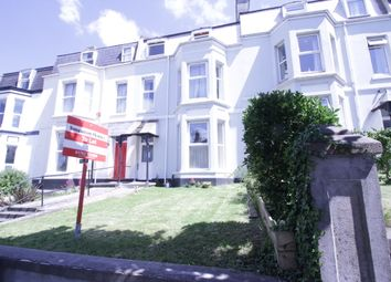 Thumbnail 1 bed flat to rent in Rochester Road, Mutley Plain