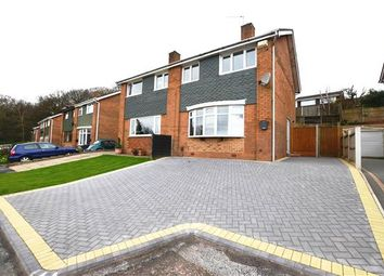 Thumbnail 3 bed semi-detached house for sale in Cambridge Drive, Clayton, Newcastle