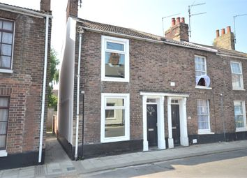 Thumbnail 2 bedroom end terrace house for sale in North Everard Street, King's Lynn