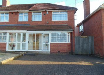 Thumbnail 3 bed end terrace house for sale in Queslett Road, Great Barr, Birmingham