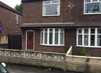 Thumbnail 2 bedroom semi-detached house to rent in Woodhall Crescent, Stockport