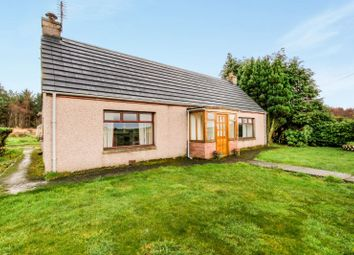 Thumbnail 2 bed bungalow for sale in Muir Of Lochs, Garmouth, Fochabers, Moray