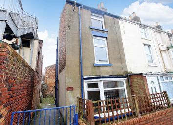 Thumbnail 3 bed terraced house for sale in Cambridge Street, Scarborough