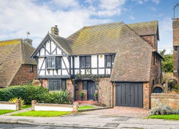 Thumbnail 6 bedroom detached house for sale in Dean Court Road, Rottingdean, Brighton