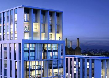 Thumbnail 1 bed flat to rent in Battersea Exchange, Foundry House, Battersea