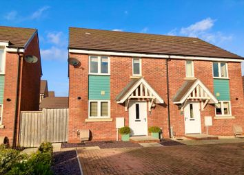 2 bed semi-detached house for sale in Hosegood Drive, Weston-Super-Mare BS24