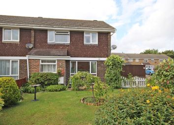 Thumbnail 3 bed end terrace house for sale in Yew Lane, Ashley, New Milton