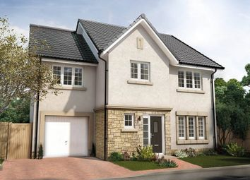 """Thumbnail 4 bed detached house for sale in """"The Bryce"""" at Lethame Road, Strathaven"""