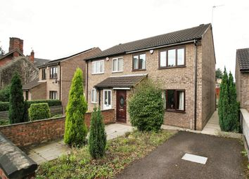 Thumbnail 3 bed semi-detached house for sale in Fairfield Road, Chesterfield