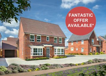 "Thumbnail 4 bed detached house for sale in ""Alnwick"" at Acacia Way, Edwalton, Nottingham"