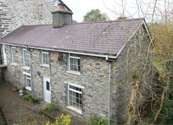 Thumbnail 2 bed end terrace house for sale in Pontrhydfendigaid, Ystrad Meurig