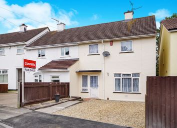 Thumbnail 3 bed end terrace house for sale in Chakeshill Drive, Brentry, Bristol